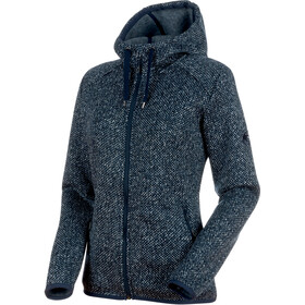 Mammut Chamuera ML Hooded Jacket Women marine